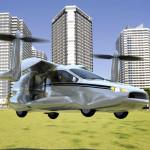 Летающий автомобиль Transition