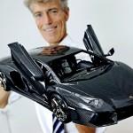 Игрушечная машинка Lamborghini за 6,2 млн. долларов