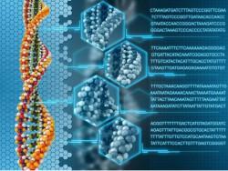 Интересное в технике - жесткий диск на основе ДНК