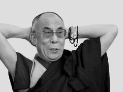Из жизни: Далай лама