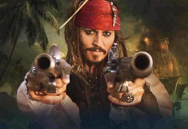 интересные факты из истории - пираты