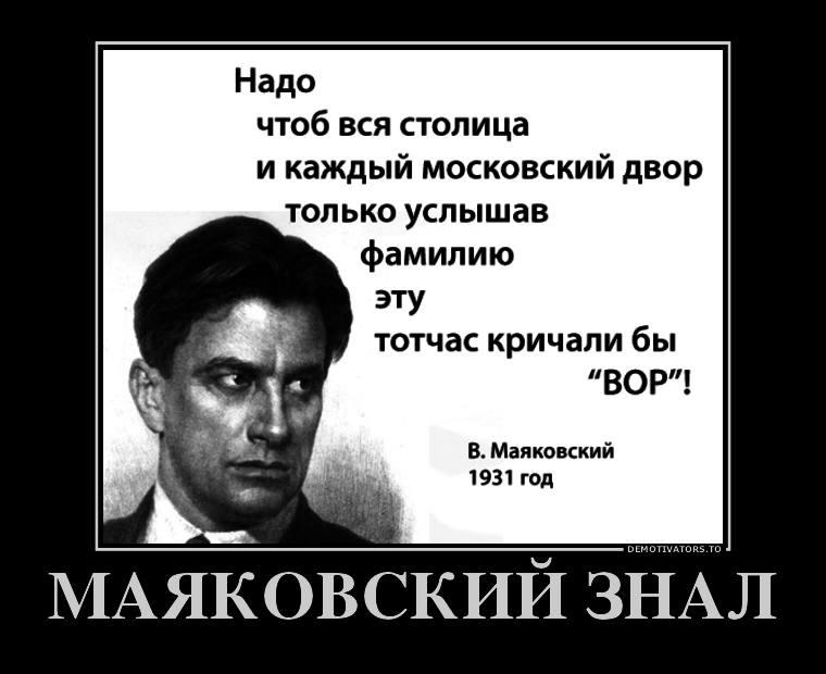 интересные факты из жизни Биография Маяковского