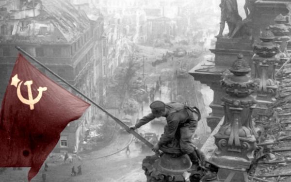 Интересные факты о великой войне - Знамя над Рейхстагом