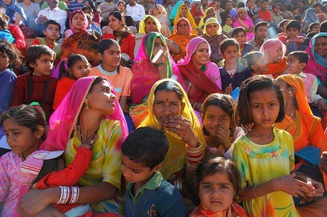 интересные факты об Индии - Индийцы