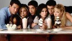 Тест: Кто ты из сериала «Друзья»?