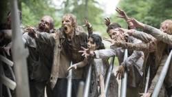 Самые страшные зомби из сериала «Ходячие мертвецы»