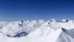 В результате глобального потепления Альпы останутся без снега
