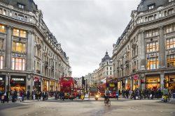 Новые правила: исторический центр Лондона без «грязных» машин