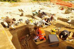 Редкая находка: на Корсике нашли этрусскую гробницу IV века дон. э.