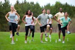 В какое время суток заниматься спортом эффективней?